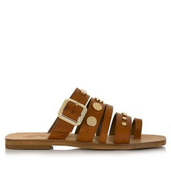 SANTE LEATHER SANDALS TABBA (19-270-18)