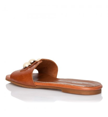 SANTE LEATHER SANDALS TABBA (20-304-18)